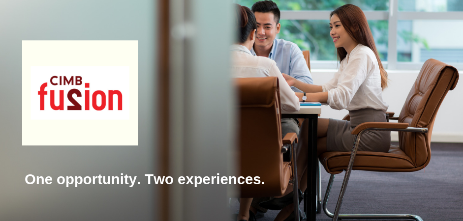 CIMB CAREERS | Forward Your Passion